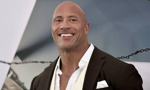 """Ο """"Βράχος"""" Dwayne Johnson"""