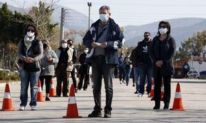 Κορονοϊός: Δωρεάν rapid test σήμερα Τετάρτη 14 Απριλίου σε 117 σημεία σε όλη την Ελλάδα