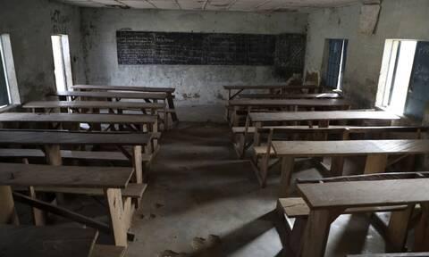 Σχολείο στο Νίγηρα