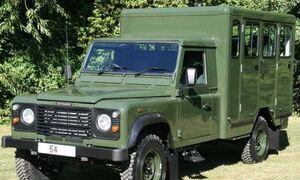 Αυτό είναι το Land Rover που θα μεταφέρει τον πρίγκιπα Φίλιππο στον τόπο ταφής του