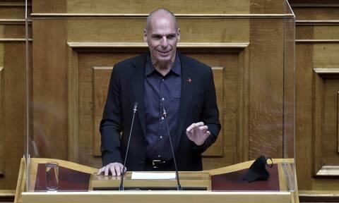 Βαρουφάκης: Έρχεται πέμπτο μνημόνιο - Η ΝΔ δεν θέλει κούρεμα ιδιωτικού χρέους