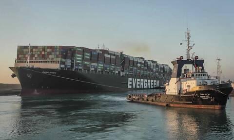 Το Ever Given «κόλλησε» ξανά - Η Αίγυπτος ζητά αποζημίωση και κρατά το πλοίο «σε ομηρία»