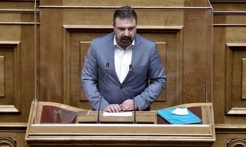 Υπέρ της άρσης ασυλίας του βουλευτή Σταύρου Αραχωβίτη ψήφισε η Βουλή
