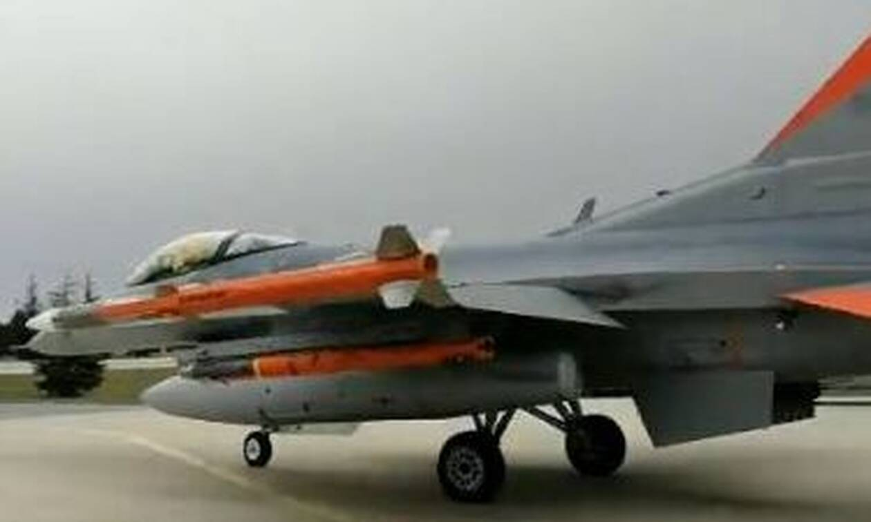 «Επιτυχή βολή» του τουρκικού πυραύλου αέρος-αέρος Bozdogan ανακοίνωσε ο Ερντογάν