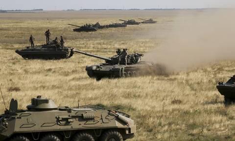 Ουκρανικά άρματα μάχης