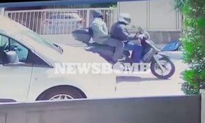Δολοφονία Καραϊβάζ: Νέο βίντεο ντοκουμέντο – Οι δράστες διέφυγαν μετά την εκτέλεση