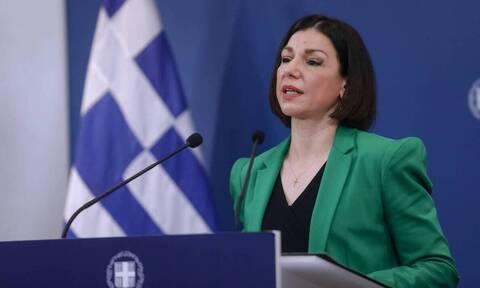 Πελώνη κατά ΣΥΡΙΖΑ για Κοντονή: Να αλλάξουν κασέτα και να απαντήσουν