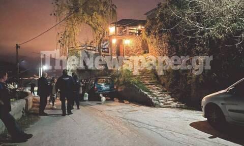 Φονικό Μακρινίτσα: «Δεν σε σκοτώνω για να μεγαλώσεις τον γιο μου» είπε ο δράστης στην πεθερά του