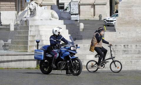 Κορονοϊός Ιταλία: 469 θάνατοι και 16.168 νέα κρούσματα σε 24 ώρες