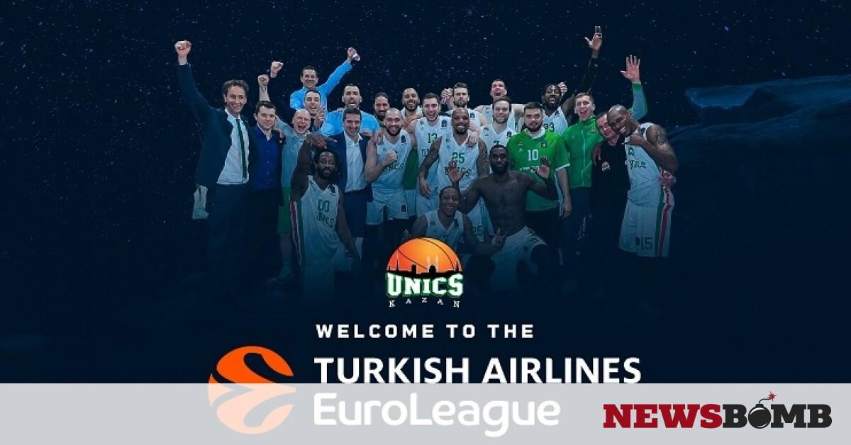 facebookunics kazan euroleague