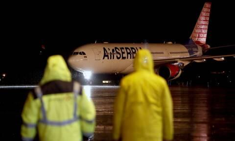 Air Serbia - Αεροπλάνο