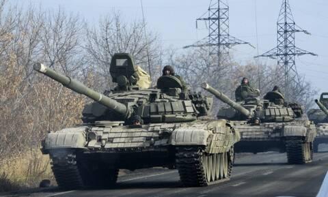 Γερμανία και ΗΠΑ ζητούν από τη Ρωσία να αποσύρει τα στρατεύματά της από τα σύνορα με την Ουκρανία