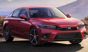 Επίσημο: Αυτό είναι το νέο Honda Civic