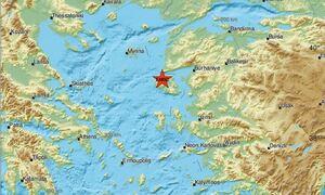Σεισμός ΤΩΡΑ στη Μυτιλήνη - Αισθητός στο νησί (pics)