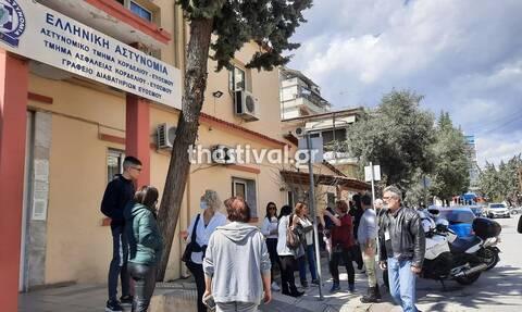 Κορονοϊός: Ένταση στο σχολείο που τελούσε υπό κατάληψη στον Εύοσμο για τα self test