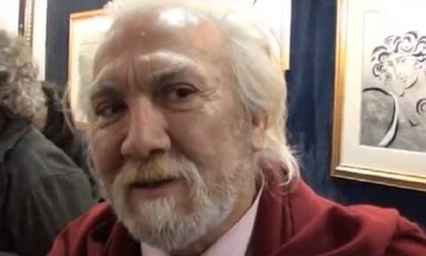 Πέθανε ο γνωστός αρχιτέκτονας και ζωγράφος Δημήτρης Ταλαγάνης