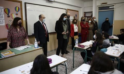 Υπουργείο Παιδείας: Αγγλικά στα Νηπιαγωγεία, σεξουαλική διαπαιδαγώγηση στο Δημοτικό