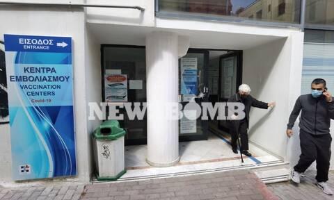 Ρεπορτάζ Newsbomb.gr – Κέντρο υγείας Αγίας Παρασκευής: Ντελιβεράς έκλεψε εμβόλιο της Pfizer
