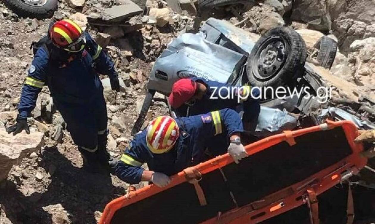 Τραγωδία στη Γαύδο: Η λεπτομέρεια στο διαλυμένο αυτοκίνητο που θα ρίξει φως στον θάνατο της Κορίνας