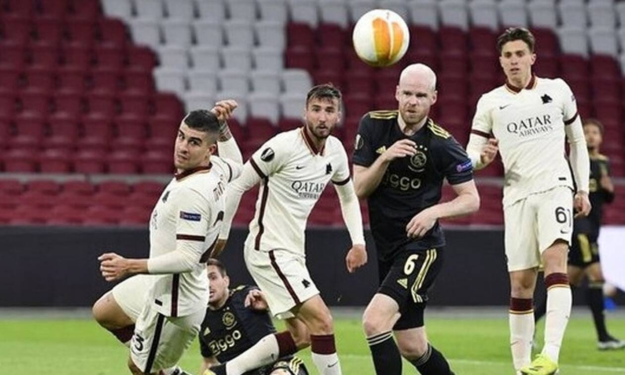 Europa League: Αγώνες - φωτιά σε Πράγα και Ρώμη
