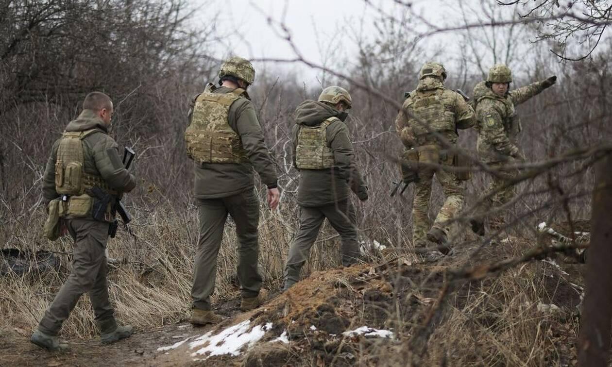 Ουκρανία: «Τύμπανα» πολέμου - «Η Ρωσία θα υποφέρει αν παραβιάσει την κόκκινη γραμμή»
