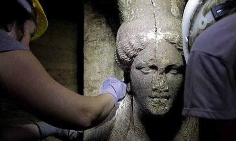 Ρεπορτάζ Newsbomb.gr: Για πόσο ακόμα θα μένει κρυφός από το κοινό ο τάφος της Αμφίπολης;