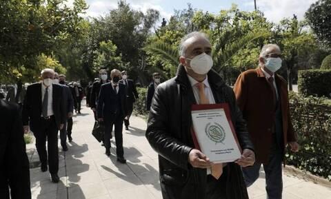 Συγκεντρώσεις δικηγόρων στο πλαίσιο της «Ημέρας πανελλαδικής διαμαρτυρίας δικηγόρων»