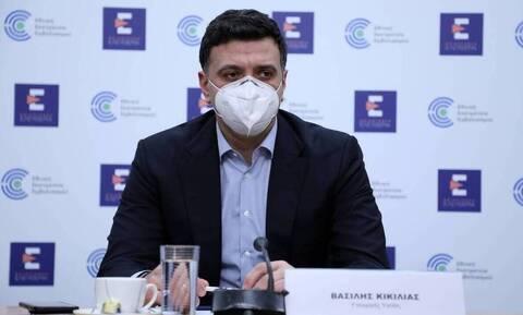 Κικίλιας: Επιτυχία για την Ελλάδα το γραφείο του ΠΟΥ στην Αθήνα