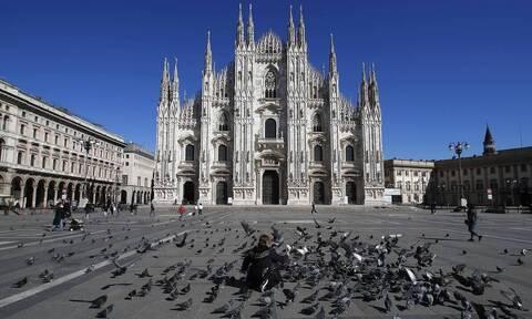 Κορονοϊός - Ιταλία: Ξεπερνούν τις 16.000 τα νέα κρούσματα - Στους 469 οι θάνατοι