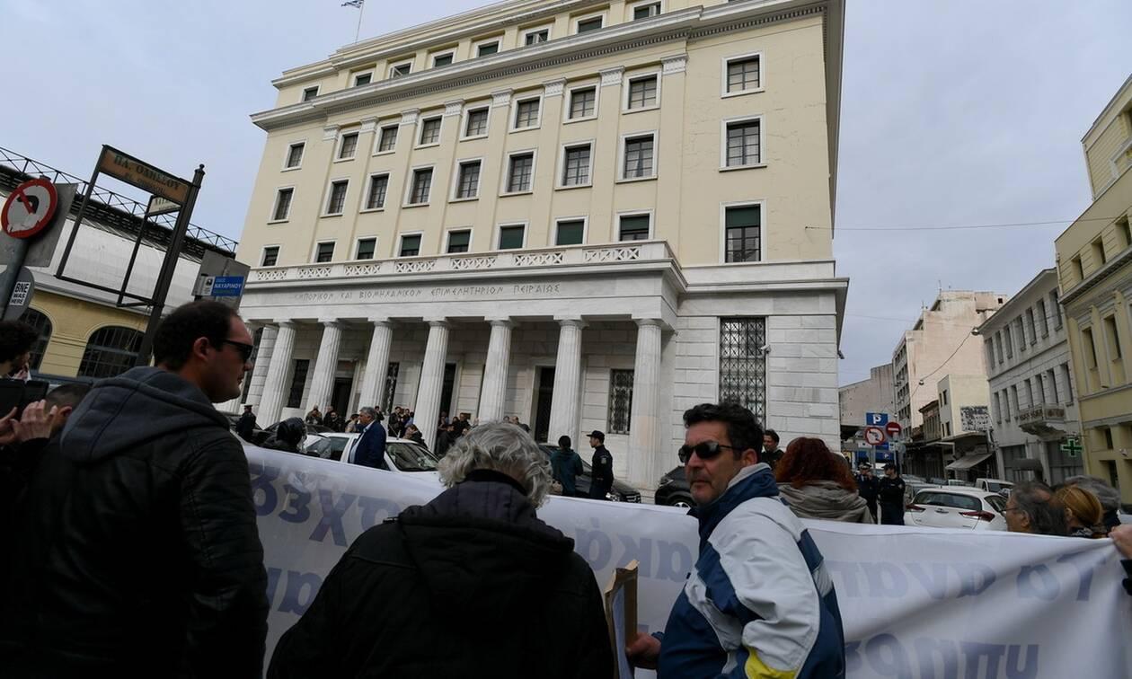 Συγκέντρωση διαμαρτυρίας ναυτεργατικών σωματείων στις 20 Απριλίου στον ΕΦΚΑ Πειραιά