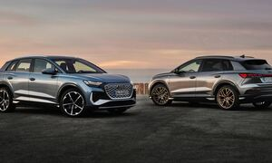 Τα Q4 e-tron και Q4 Sportback e-tron είναι τα πιο μικρά ηλεκτρικά SUV της Audi