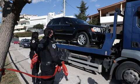 Δολοφονία Καραϊβάζ αυτοκίνητο