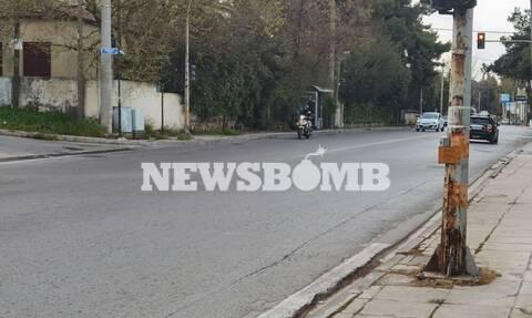 Νέα Ερυθραία - Ρεπορτάζ Neswbomb.gr: Εδώ έπεσαν οι πυροβολισμοί κατά αστυνομικών
