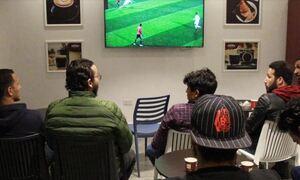Λιβύη: Ποδόσφαιρο μετά από... 7 χρόνια - Γέμισαν τα καφενεία!