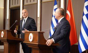 Ελληνοτουρκικά: Η επόμενη ημέρα μετά την σύγκρουση Δένδια-Τσαβούσογλου – Τι περιμένει η Ελλάδα