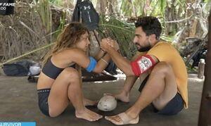 Survivor: «Σίγουρα ο Σάκης έχει κάνει ερωτική πράξη στο παιχνίδι» (vid)