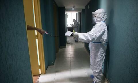 Συναγερμός απο ΠΟΥ: Στο υψηλότερο επίπεδο από την αρχή της πανδημίας οι μολύνσεις
