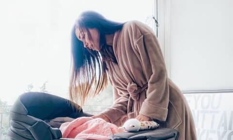 Όλγα Φαρμάκη: Μας έδειξε για ακόμη μια φορά φώτο με την κόρη της