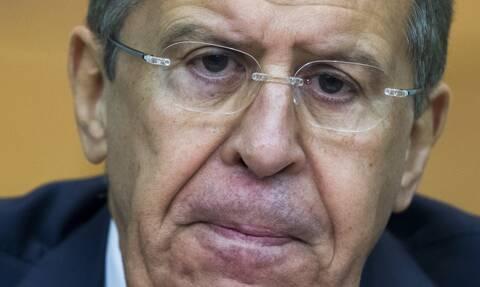 Στα άκρα η κόντρα Ρωσίας - ΗΠΑ: Ο Λαβρόφ ανακοίνωσε την απέλαση 10 Αμερικανών διπλωματών