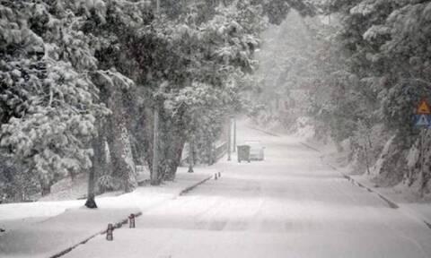 Καιρός: «Τρελάθηκε» και έκοψε την Ελλάδα στα δυο - Καλοκαίρι στην Κρήτη, χιόνια στη Φλώρινα