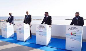 Διπλωματικός «πυρετός»: Η τετραμερής των ΥΠΕΞ, η προετοιμασία για το Κυπριακό και η Λιβύη