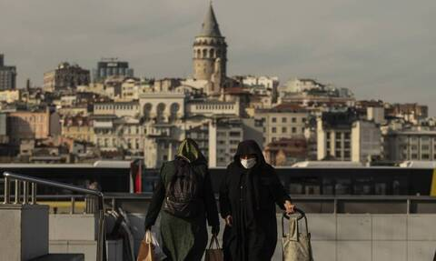Τουρκία - Κορονοϊός: Ρεκόρ κρουσμάτων  - Πάνω από 63.000 καταγράφηκαν μέσα σε ένα 24ωρο