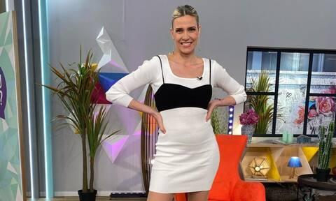 Σοφία Νομικού: Η πιο στιλάτη έγκυος της ελληνικής showbiz