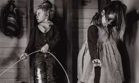 Οι φωτογραφίες παιδιών βγαλμένες από μια άλλη εποχή (pics)