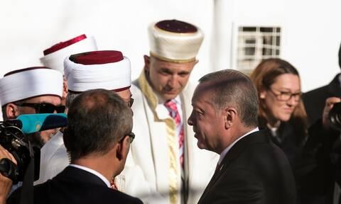 Ερντογάν - Κομοτηνή