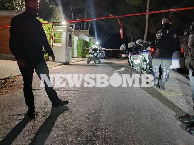Επίθεση με πυροβολισμούς από αγνώστους καταγγέλλει ότι δέχτηκε ο Μένιος Φουρθιώτης