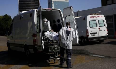 Κορονοϊός – Βραζιλία: 3.305 νέοι θάνατοι και επιπλέον 85.774 κρούσματα σε 24 ώρες
