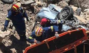Τραγωδία στη Γαύδο: Ο οδηγός είχε παρόμοια τραύματα με την άτυχη Κορίνα