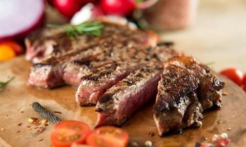 Kόκκινο κρέας: Μήπως τελικά δεν μας κάνει κακό;