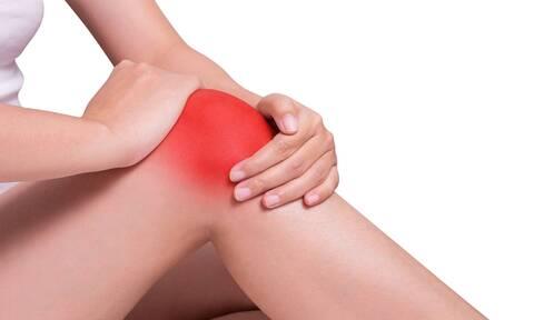 Πόνος στο γόνατο: Πώς θα τον αποφύγετε (εικόνες)